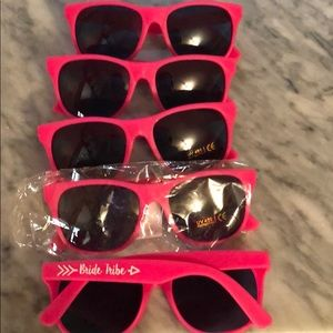 Bride Tribe sunglasses!